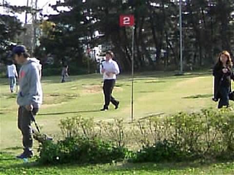 パークゴルフに来ました!