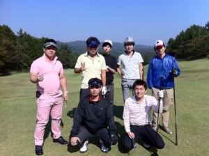 快晴!ゴルフ日和