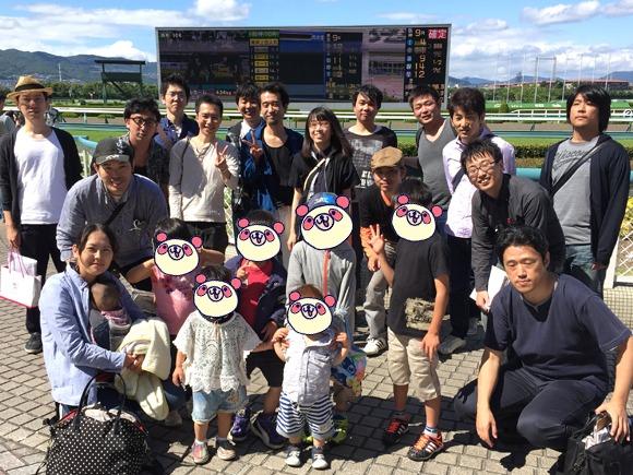 2015年6月イベント競馬体験