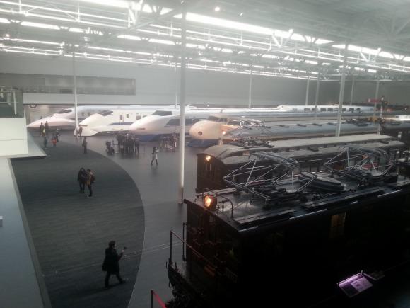 リニア鉄道博物館