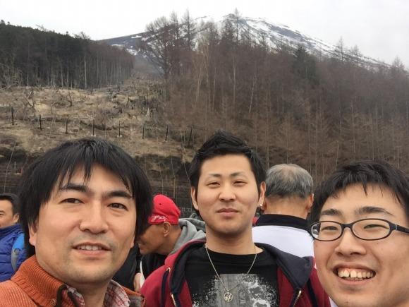 富士山4合目