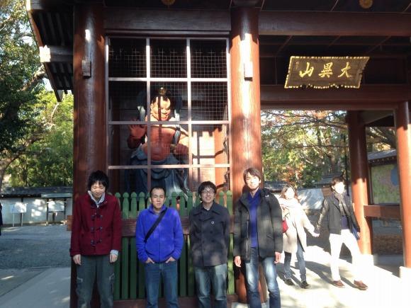鎌倉、高徳院でパチリ!