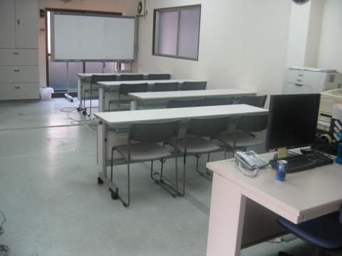 研修室が新しくお引越しましたぁ♪