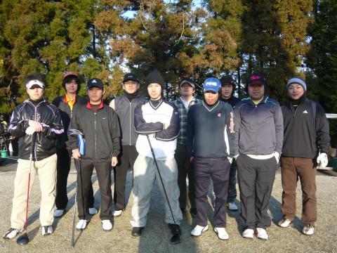 ヨドックのゴルフ部