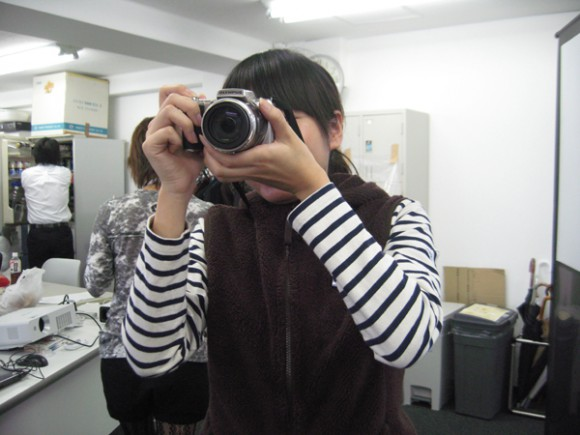 激写カメラマン